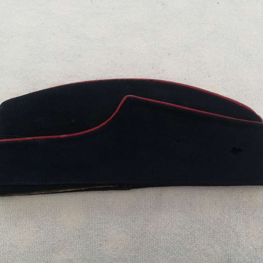 Pre-WW1 Royal Engineers Officers Field Service Cap