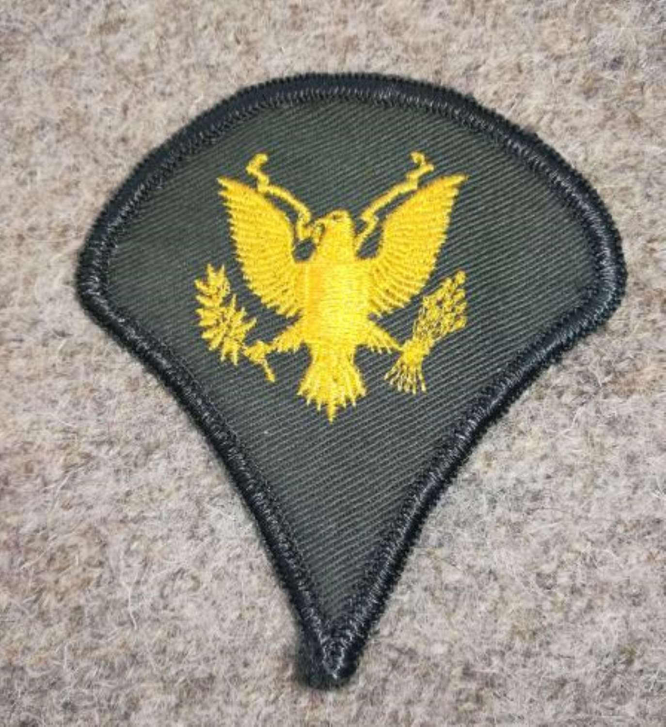 Vietnam War Era US SP4 Specialist Patch