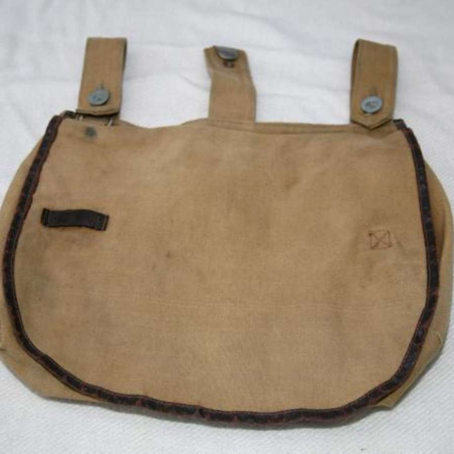German Army SA/ Hitler Youth Bread Bag