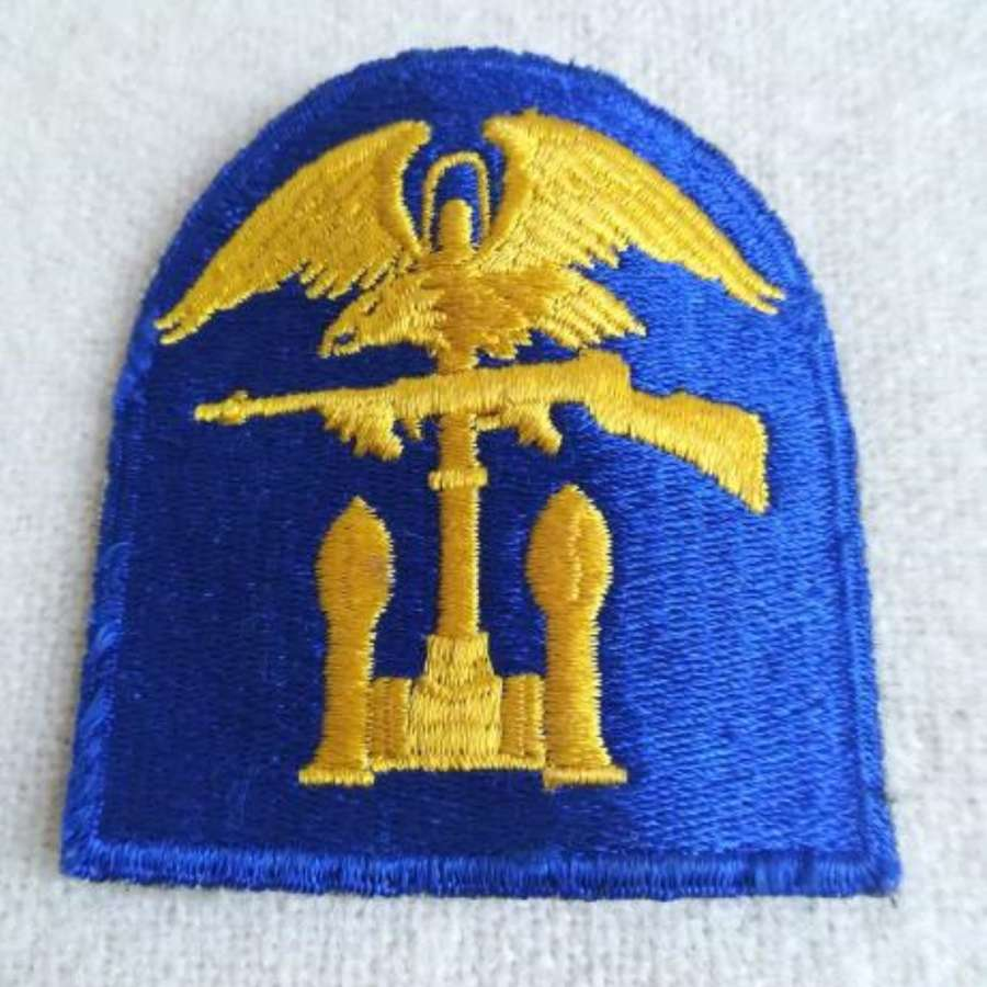 US Combined Ops Amphibious Units Patch