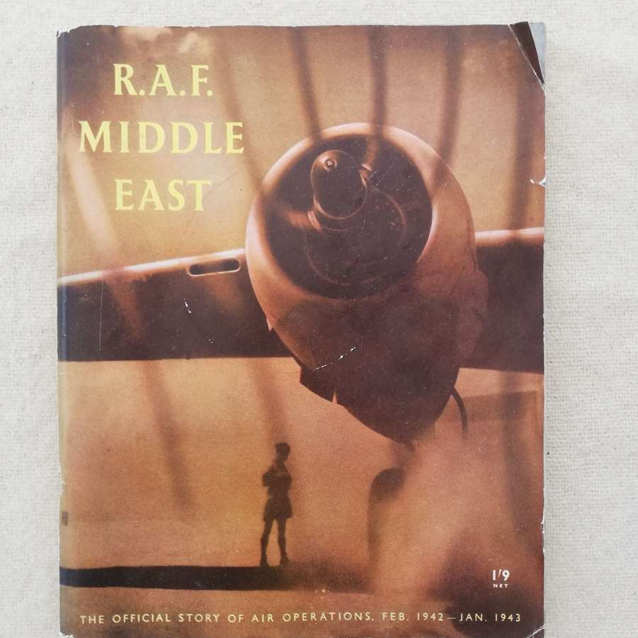 'RAF Middle East' HMSO Publication 1943