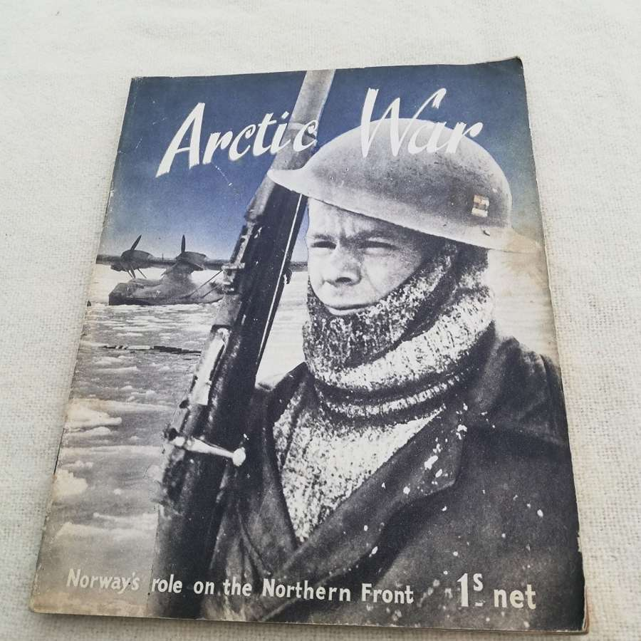 'Arctic War' HMSO Booklet 1945