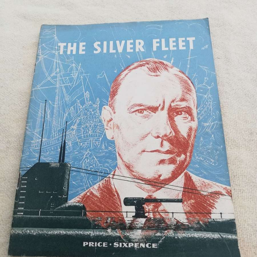 'The Silver Fleet' HMSO Booklet 1943
