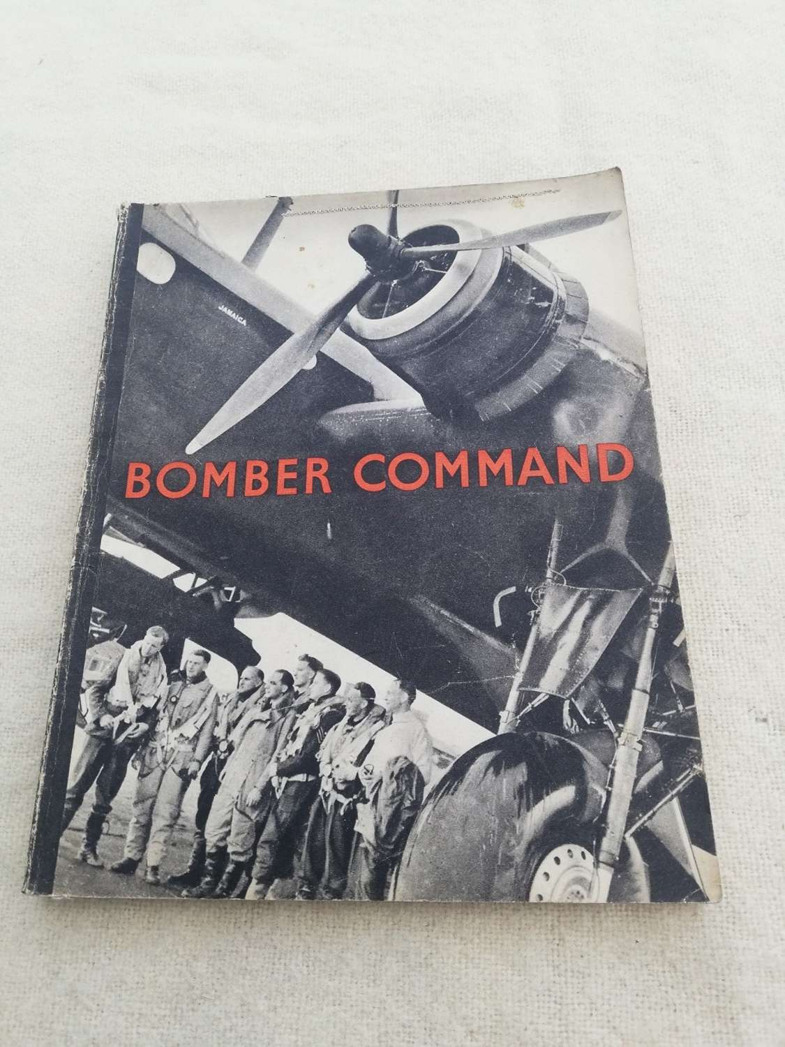 'Bomber Command' HMSO Booklet 1941