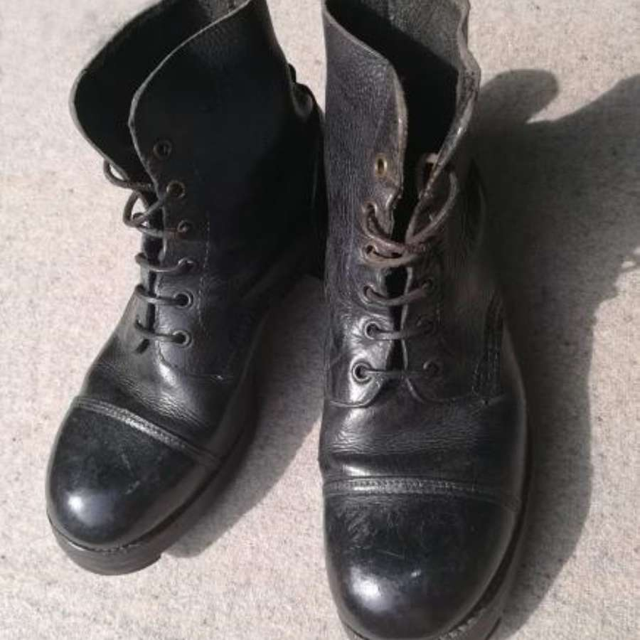 1952 Ammo Boots Size 6M