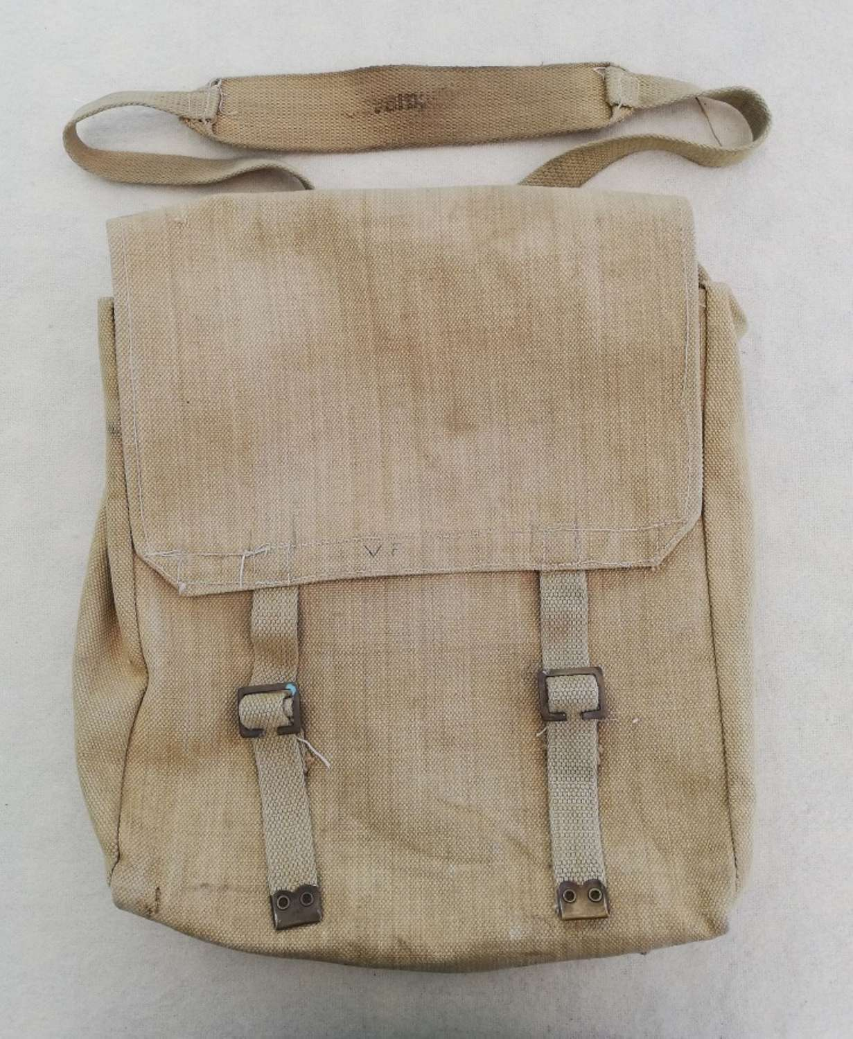 1942 Indian Large Pack & Strap