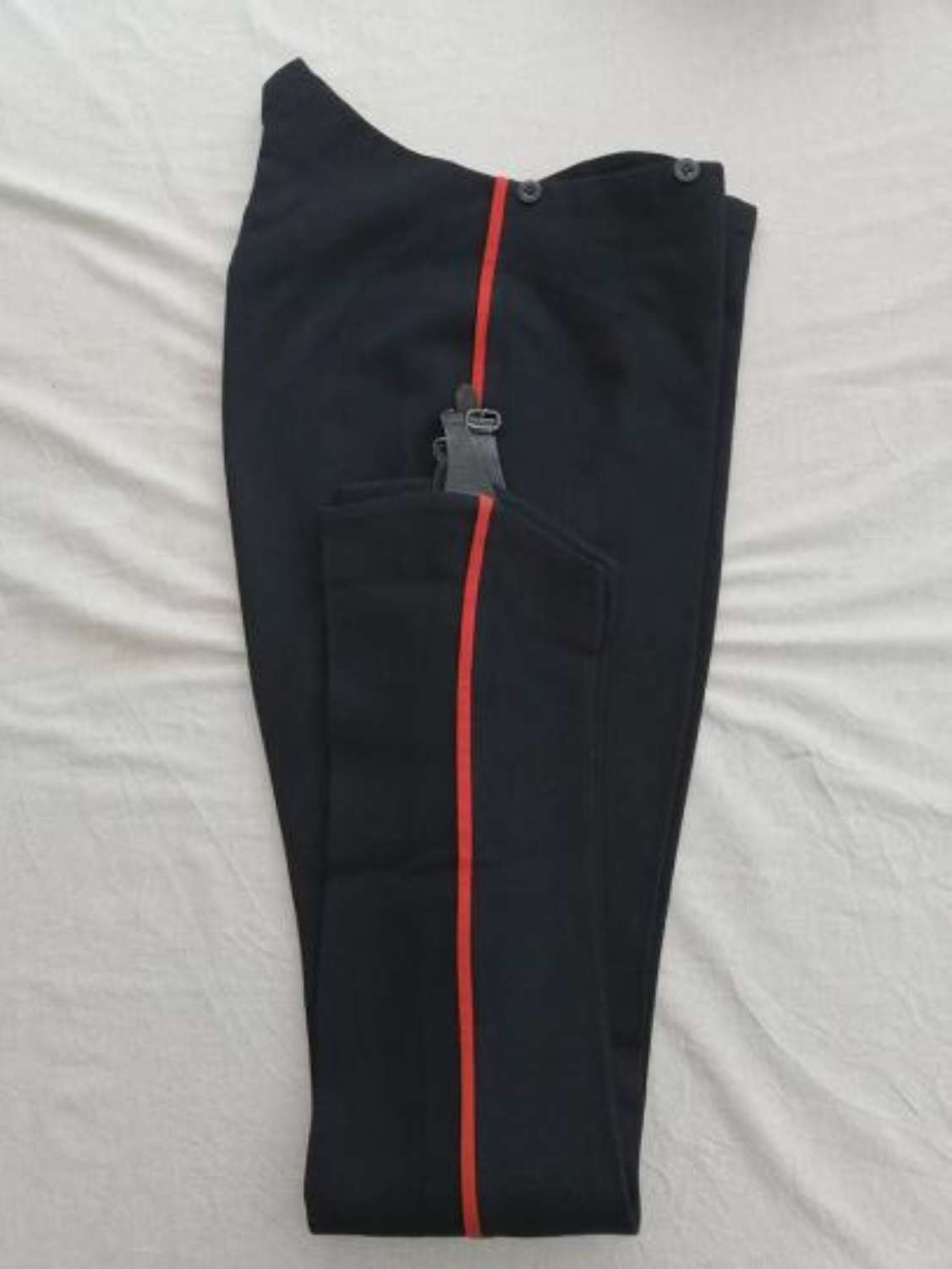 Named 1938 Mess Dress Trousers Manchester Regiment