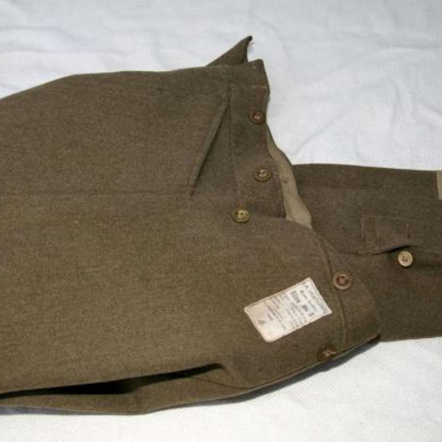 1942 Mounted/ Motor Cyclist Breeches