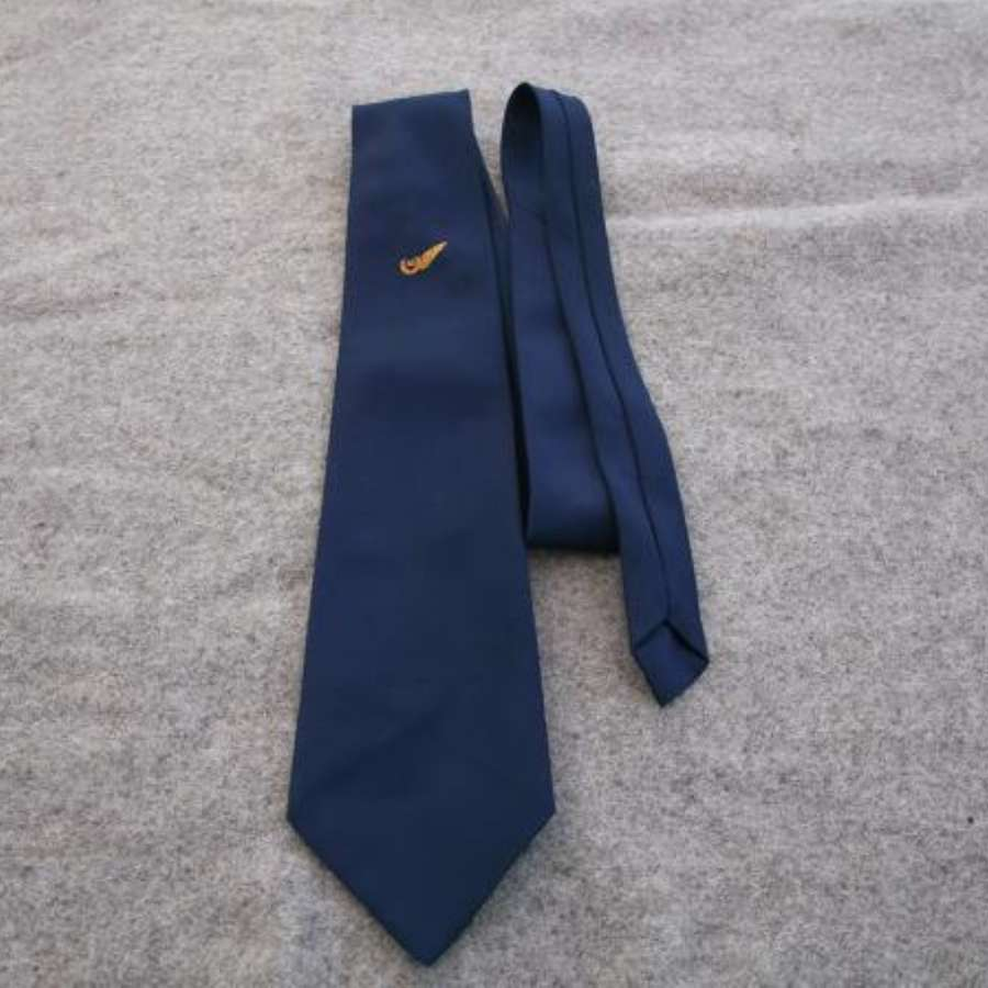 RAF Air Gunner Aircrew Veteran Tie