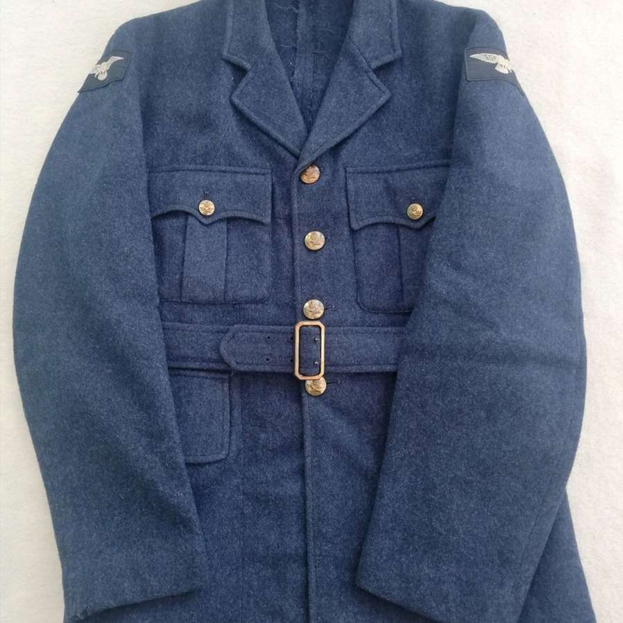 Large RAF OA Service Dress Jacket