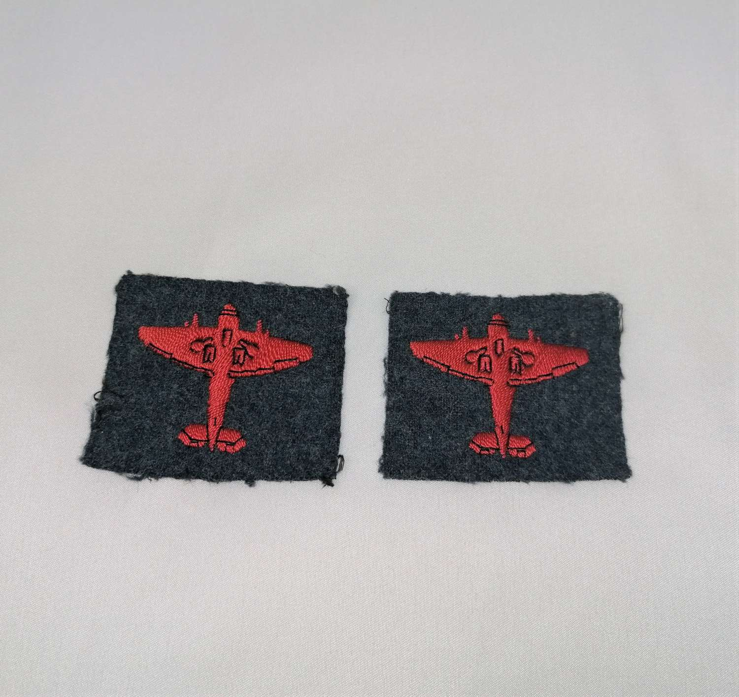 Post WW2 Royal Observer Corps Patches