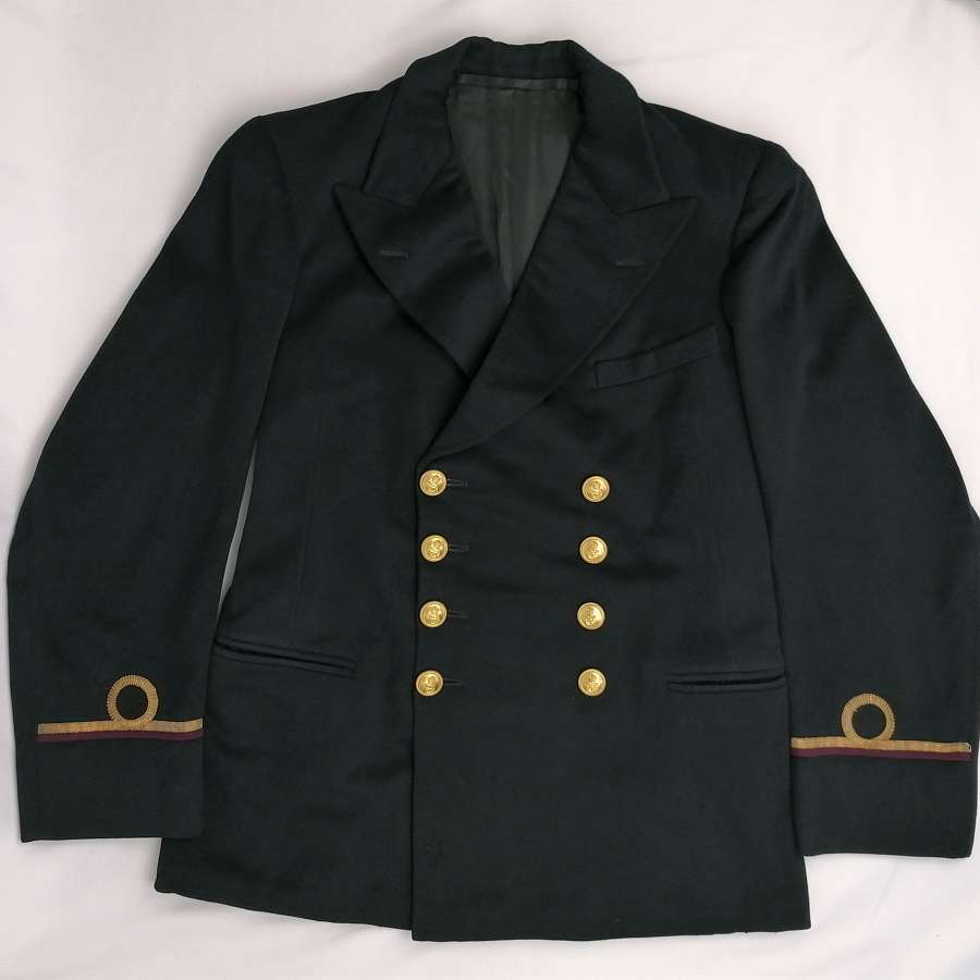 1944 Royal Navy Warrant Officer Engineering Branch No 5 Dress Jacket