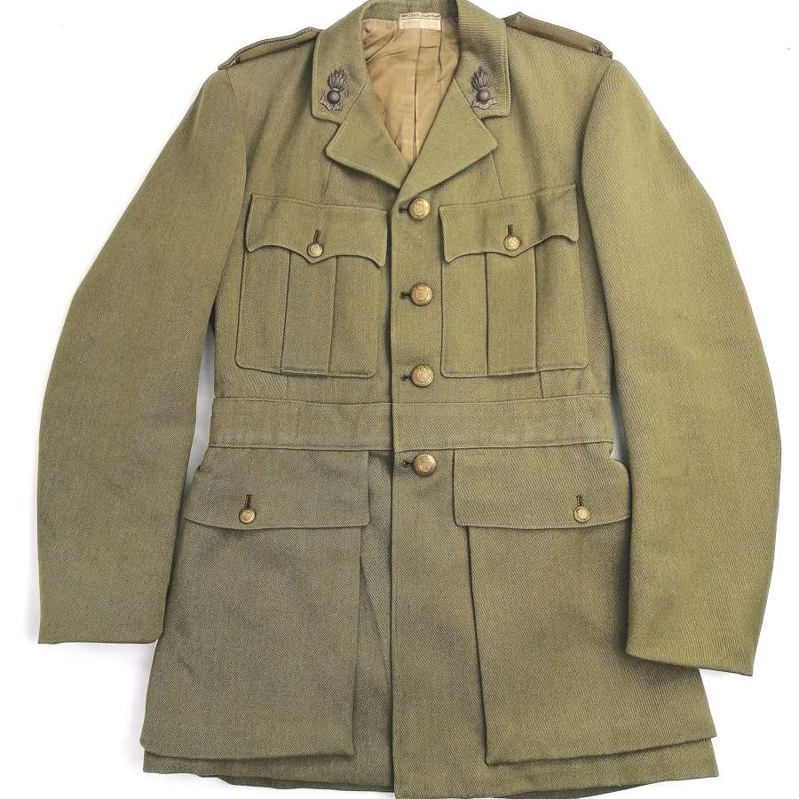 1916/17 Great War Royal Engineers Officers Service Dress Jacket