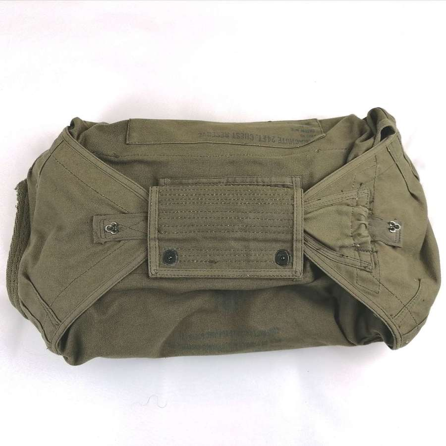 1958 US Army Reserve Parachute Pack