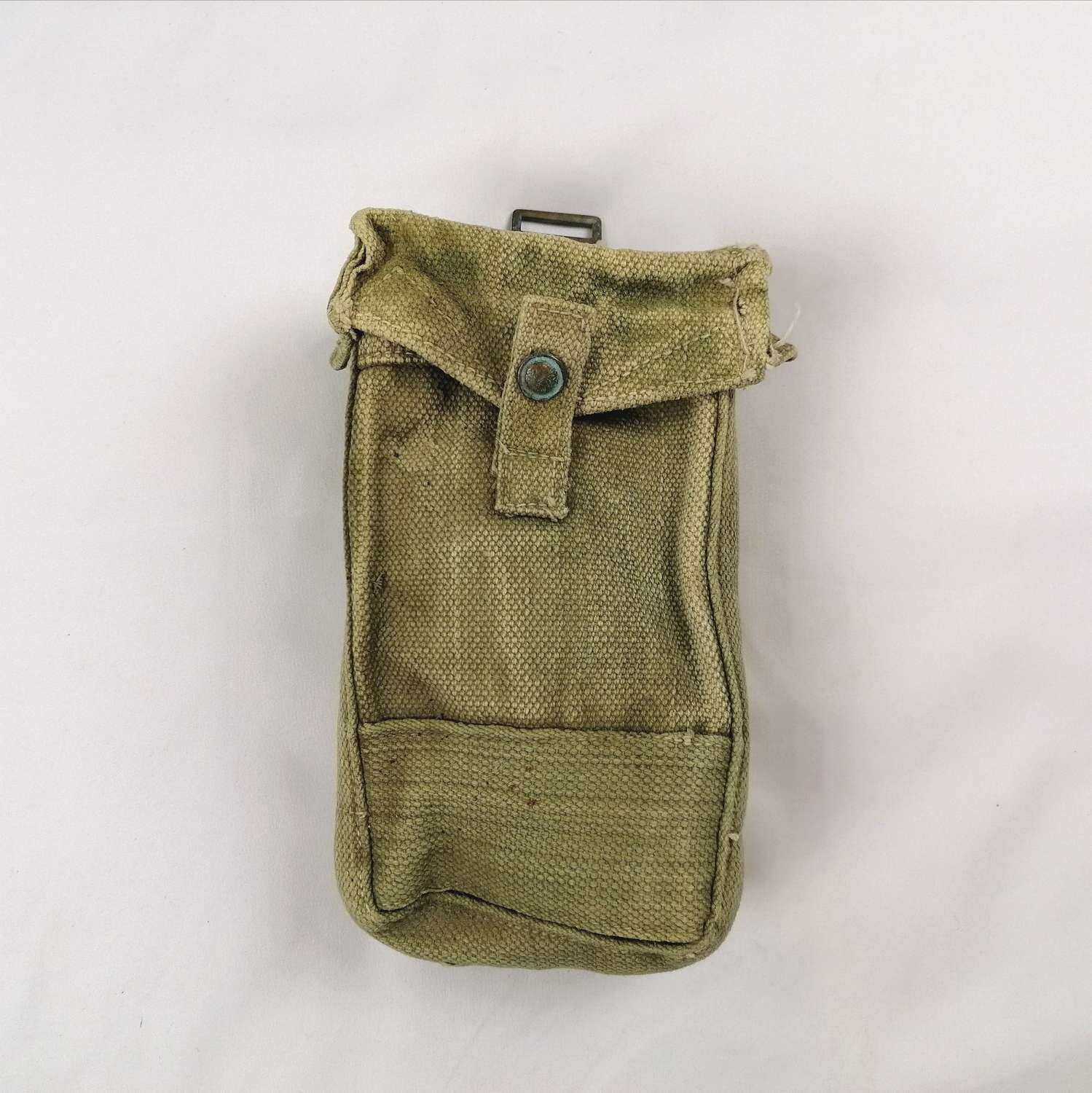 1945 Indian Basic Ammunition Pouch 1937 Pattern