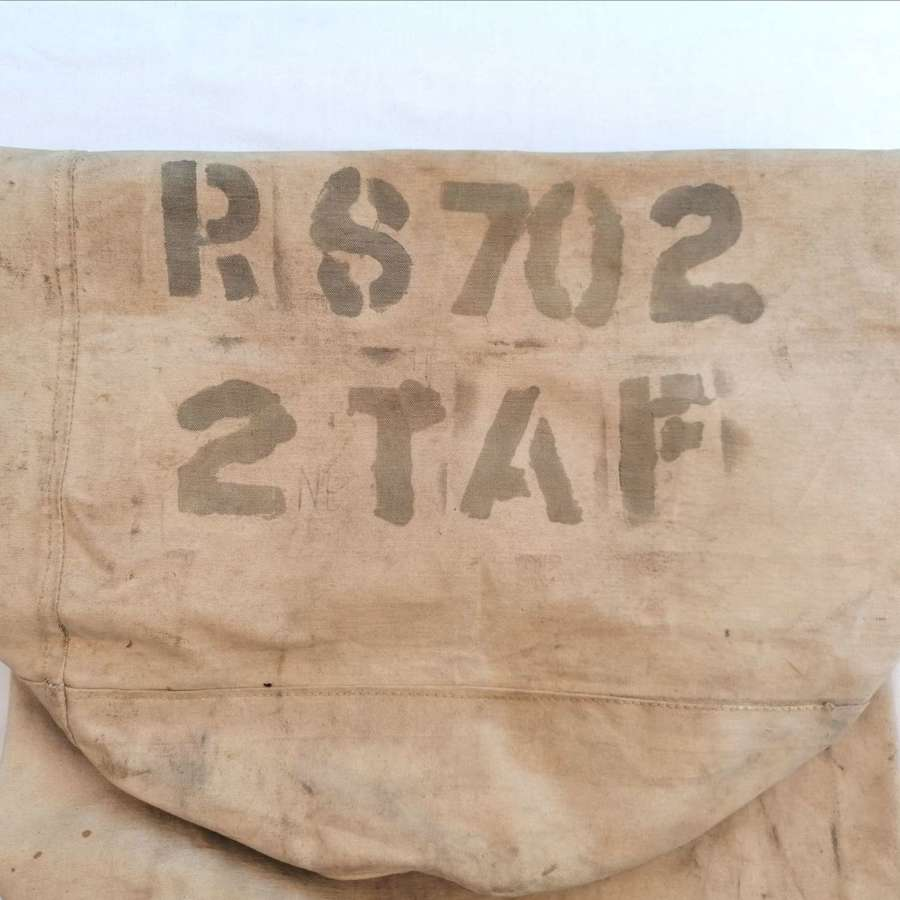 1942 Dated 2nd TAF RAF Kit Bag