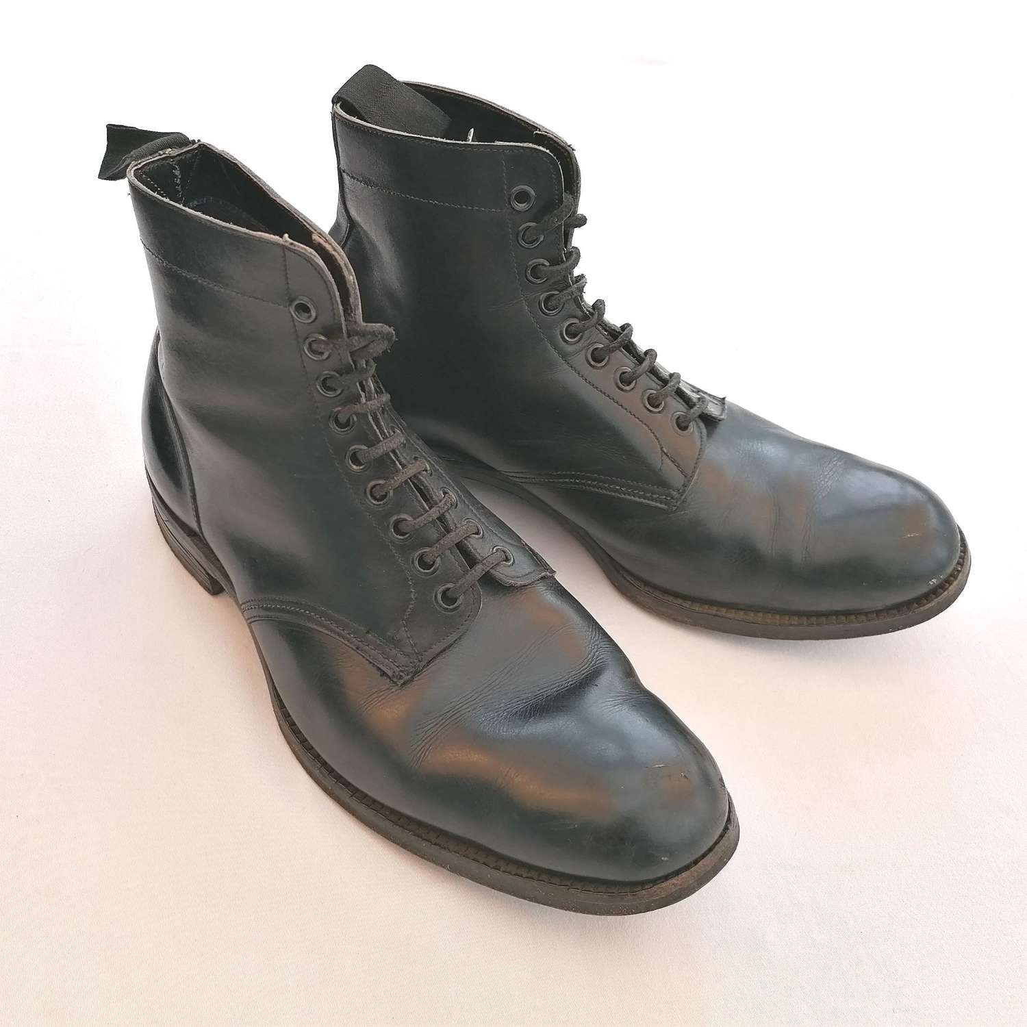 Pre-WW2 1936 RAF OA Air Ministry Ankle Boots