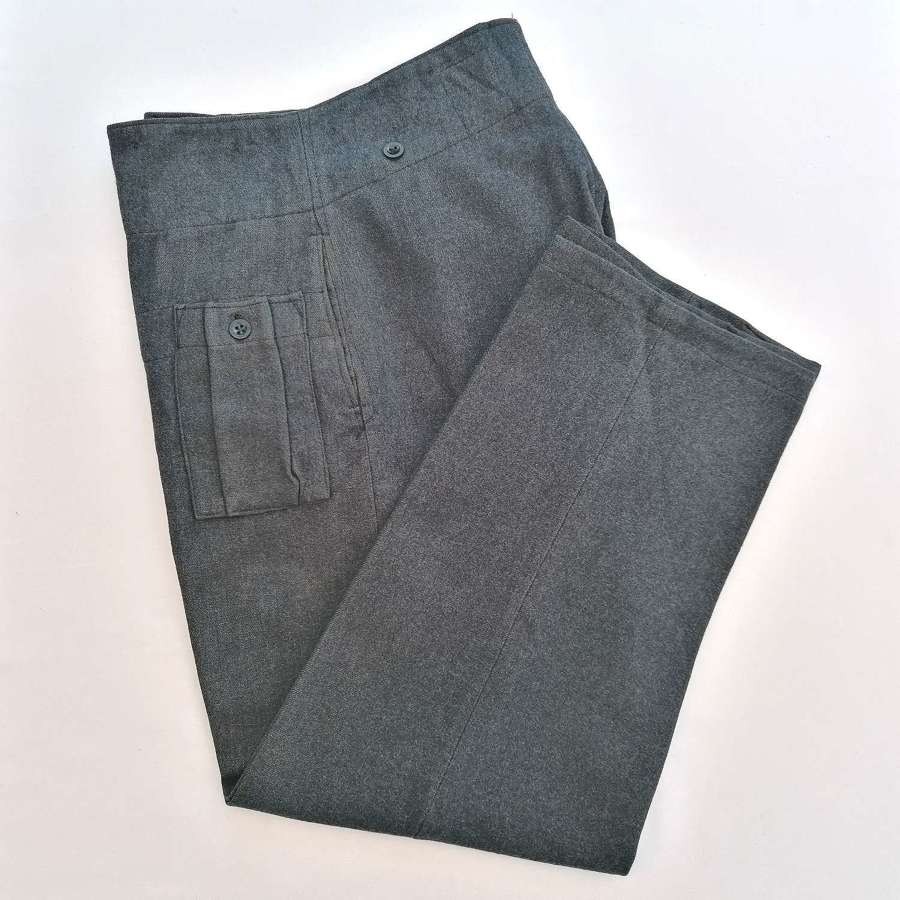 1945 RAF War Service Dress Trousers Size 11