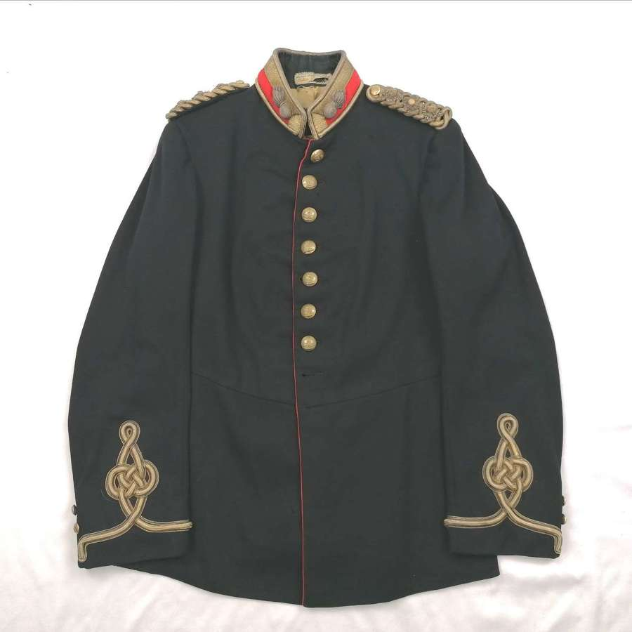 Pre-WW1 Era Royal Artillery Captains No 1 Full Dress Jacket
